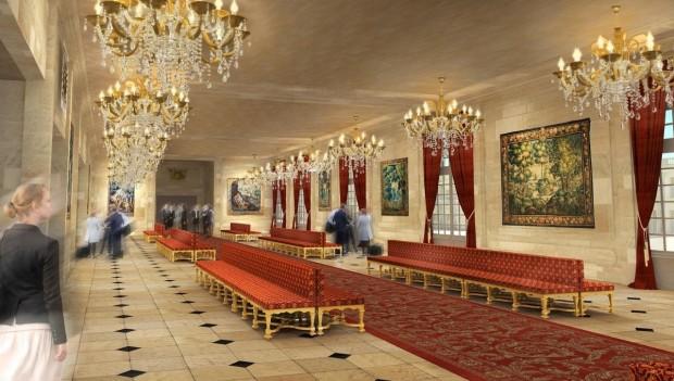 Puy du Fou Moliére Theatre Kongresszentrum