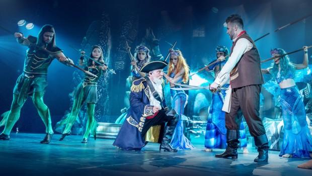 Rulantica Musical im Europa-Park - Szene