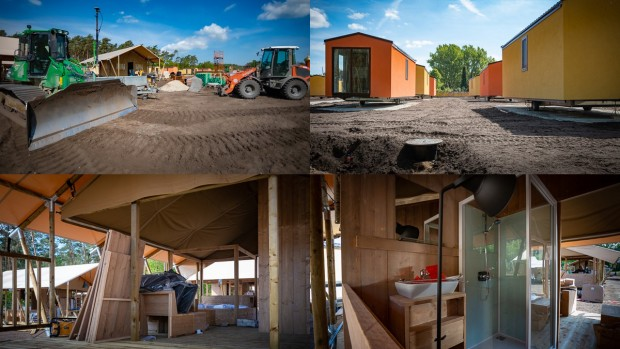 Safariland Stukenbrock Fortschritt Bauarbeiten