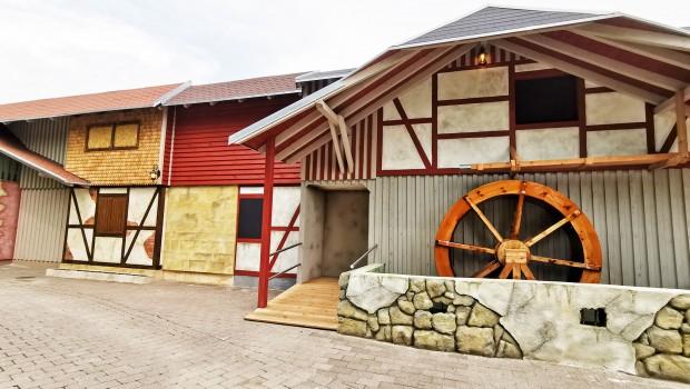 Schwaben-Park Azura Fassade
