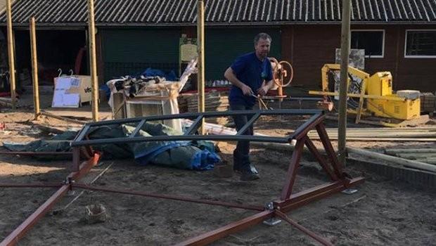 Speelparadijs Pannenkoekenhuis Voorst neue Achterbahn 2019