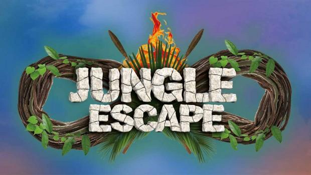 Thorpe Park Jungle Escape Logo