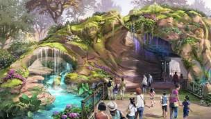 """Tokyo DisneySea enthüllt """"Fantasy Springs"""": Neue Artworks für großen Themenhafen präsentiert"""