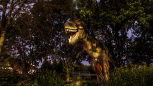 Valleyfair Dinosaurs Alive! Schließung 2019