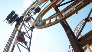 Wilde Hilde Roller Coaster im Schwaben Park
