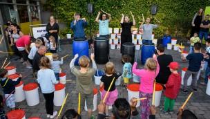 """Kernie's Familienpark: """"Music Day"""" 2019 mit Livebands und Trommelworkshop"""