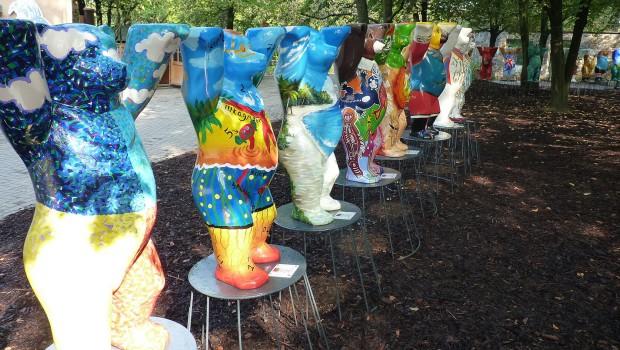 Zoo Osnabrück Buddy-Bären Skulpturen