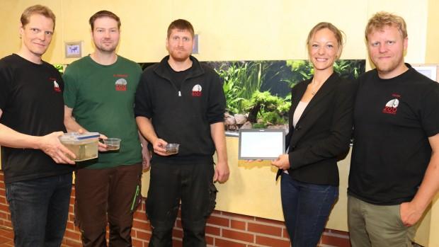 Im Zoo Osnabrück sind Tablets mit Informationen für die Besucher geplant. (Foto: Lisa Josef, Zoo Osnabrück)