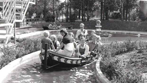 Avonturenpark Hellendoorn Dschungelmonster 1979