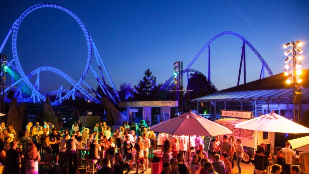 Europa-Park Midsommar Coaster Nights