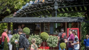 Europa-Park lädt am letzten Juni-Wochenende 2019 zu Street-Food-Festival mit neun Food-Trucks ein