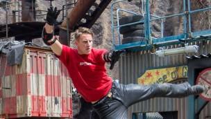 Filmpark Babelsberg Stuntman