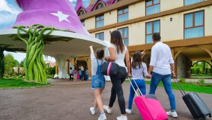 Gardaland Magic Hotel Bewertung