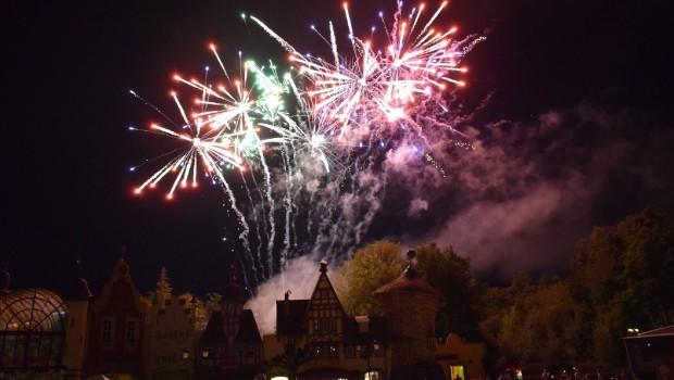 Holiday Park Summernights 2018 Feuerwerk