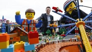 """LEGOLAND Billund kündigt neuen Themenbereich """"LEGO Movie World"""" mit drei Neuheiten für 2020 an"""