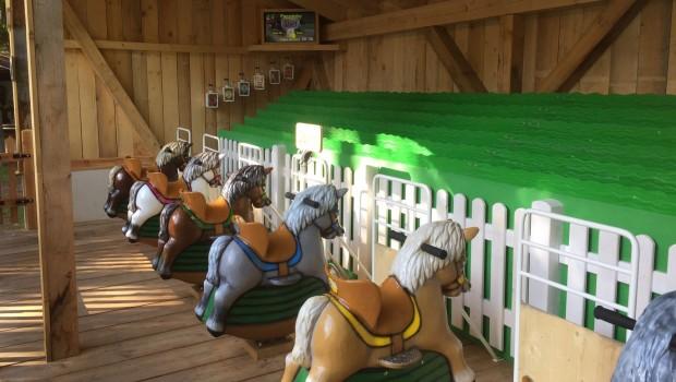 Märchen-Erlebnispark Marquartstein 2019 Neuheit Pony-Derby