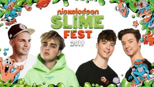 Nickelodeon Slime Fest 2019 Movie Park