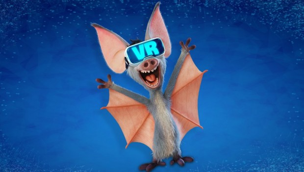 Phantasialand Crazy Bats Virtual Reality neu 2019