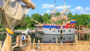 Neue Piratenwelt im PLAYMOBIL-FunPark eröffnet: Das wird auf 5.300 m² geboten!