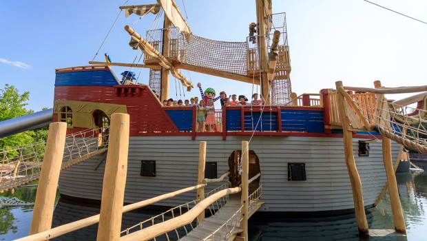 PLAYMOBIL-FunPark Piratenwelt