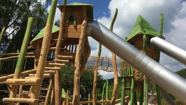 Plopsa Coo neuer Spielplatz 2019