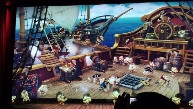 Popcorn Revenge Walibi Belgium Piraten
