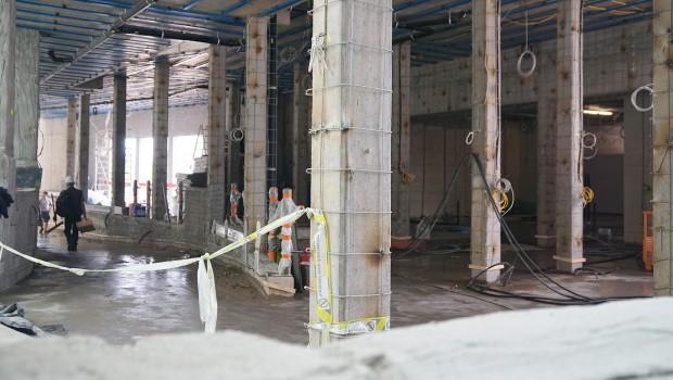 Rulantica Baustelle Juni 2019 Rohbau