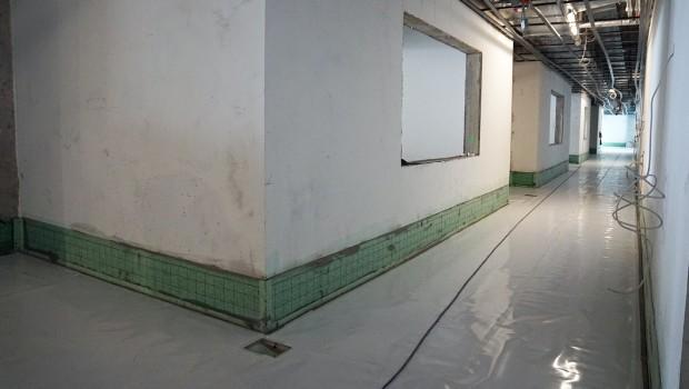 Rulantica Baustelle Juni 2019 Duschen