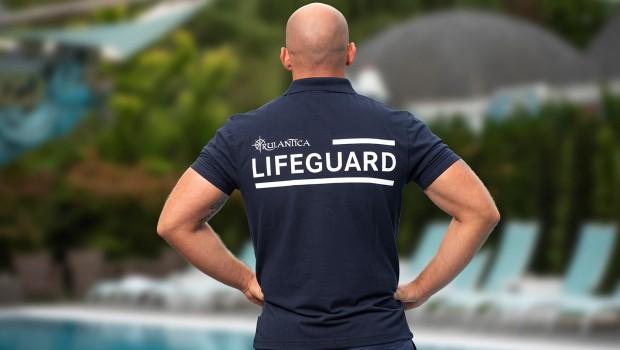 Rulantica Mitarbeiter Rettungsschwimmer