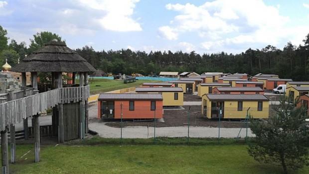 Safariland Stukenbrock Erlebnisresort Mobilheim-Lodges