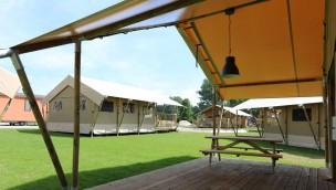 Safariland Stukenbrock Erlebnisresort Zelt Lodges