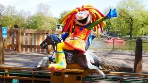 Speelpark Oud Valkeveen öffnet neue Achterbahn und Ponyreitbahn vorerst nur am Wochenende