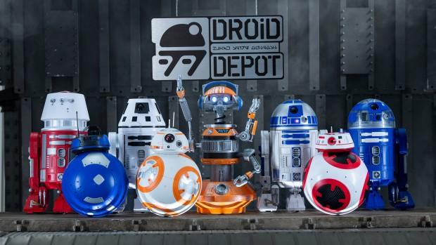 Star Wars: Galaxy's Edge Droid Depot