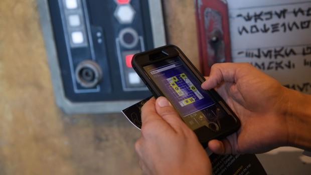 Star Wars: Galaxy's Edge App für Mobilgeräte