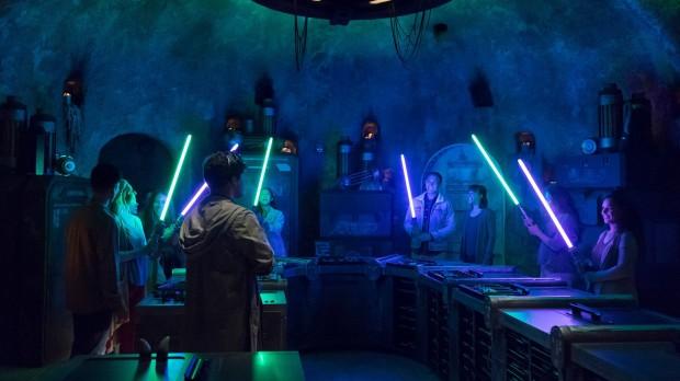Star Wars: Galaxy's Edge Savis Werkstatt