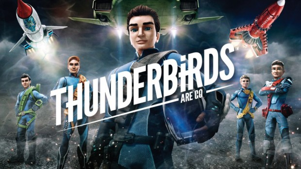 Thunderbirds are go Promo-Grafik