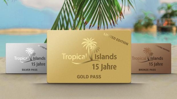 Tropical Islands neue Jahreskarten 2019