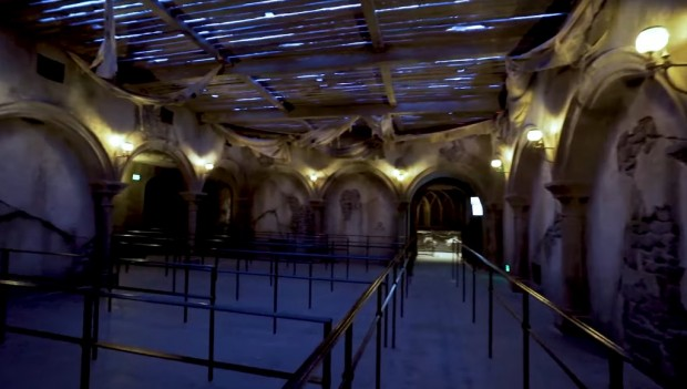 Universal's Islands of Adventure Hagrid's Magical Creatures Motorbike Adventure neu 2019 (Harry Potter)