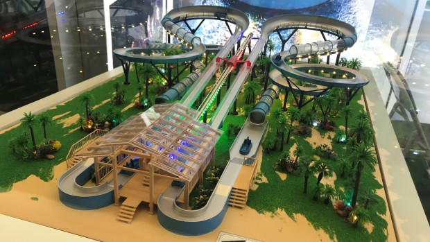 wiegand-waterrides Slide Coaster Modell IAAPA Expo Asia Shanghai