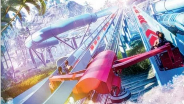 wiegand.waterrides Slide Coaster Konzept