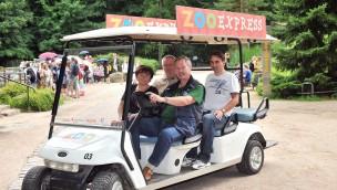 Zweiter Internationaler Zooförderer-Tag an Pfingsten 2019 im Zoo Rostock