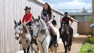 Cavalluna Park präsentiert im Sommer 2019 Themenwochen über Mittelalter und Cowboys