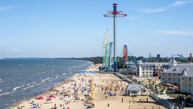 Cedar Point Skyline (Strand)