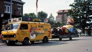 Plopsaland De Panne bringt Figur aus altem Meli Park nach 20 Jahren zurück