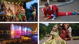 Negen Pleinen Festijn in Efteling: Das bietet das Sommer-Festival mit langen Öffnungszeiten 2019