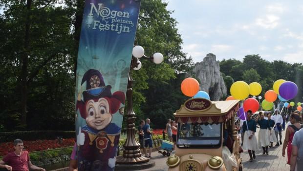 Efteling Negen Pleinen Festijn 2019