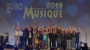 Euro-Musique Festival 2019 im Europa-Park: Kinder und Jugendliche feiern 20. Jubiläum des Events