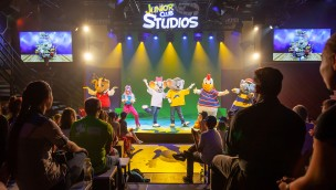 Europa-Park Junior club Studios Show