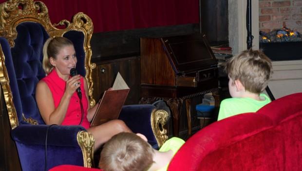 Europa-Park Märchenstunde mit Giovanni Zarrella und Stefanie Hertel