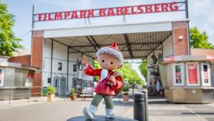Filmpark Babelsberg Sandmann Eingang